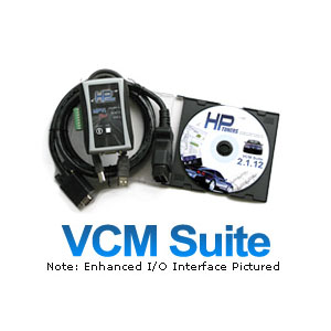 INTENSE Racing: HP Tuners VCM Suite Credits