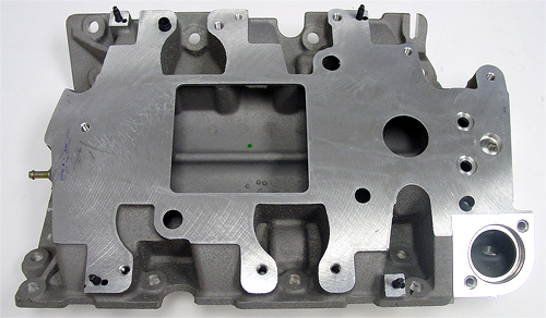 L Pi Bottom on Pontiac 3800 Series 2 Engines